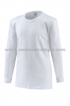 Camiseta Felpa Manga Larga - Camiseta de felpa T�RMICA. 100% algod�n de primera calidad. Fabricaci�n Nacional. Pinchar en la foto para ampliar imagen.