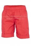 Pantal�n corto deporte rojo