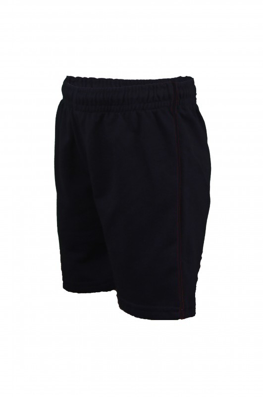 Pantalón corto deporte colegio Antón Sevillano - Bermuda de deporte, modelo oficial del colegio.