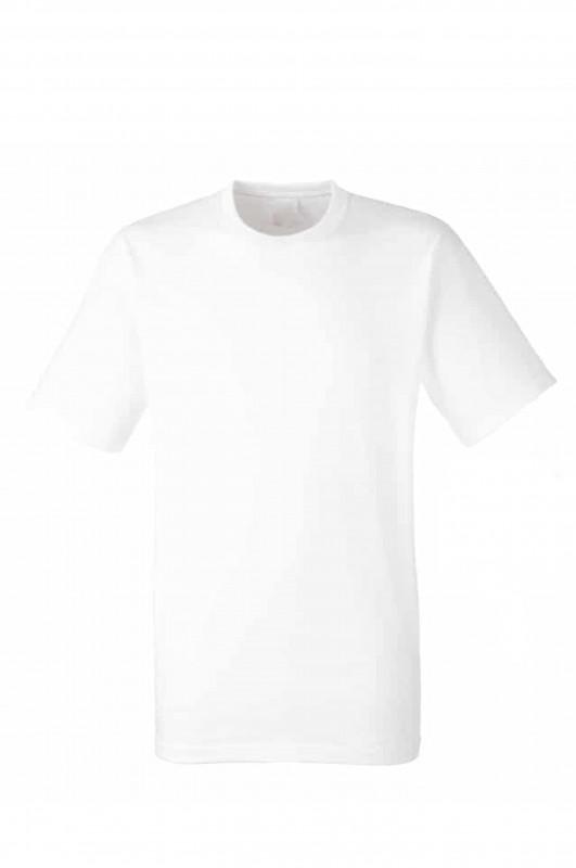 Camiseta deporte blanca colegio Antón Sevillano - Camiseta deporte blanca lisa. Buena calidad, no clarea con los lavados. 100% algodón.