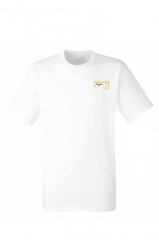 CAMISETA M/corta Fundación Gotze, Madrid - Camiseta de deporte, uniforme oficial del colegio.
