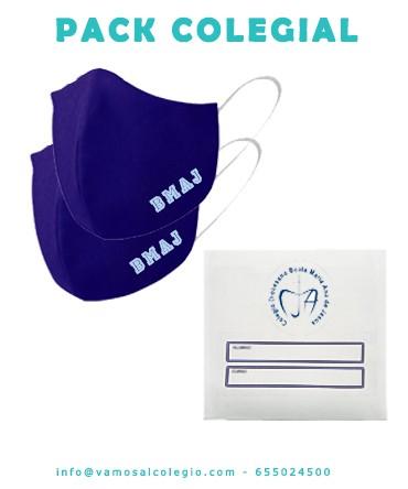 MASCARILLA PERSONALIZADA - Pack de 2 mascarillas + bolsa. Disponible también mascarillas suelta o Pack de 2. Mascarilla Homologada,completamente personalizable, tejido homologado y certificada en España. Protección superior al 95% en partículas y aerosoles. Acorde a normativa de prevención de riegos laborales. 4 tallas incluyendo niños y adultos. Más de 100.000 unidades vendidas.
