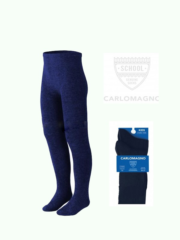 PACK 2 LEOTARDOS Color Azul Marino - Leotardo  de algodón. Excelente calidad: no hace bolas. Con elástico en la cintura para que no apriete. Se recomienda lavar del revés. PACK 2 UNIDADES.