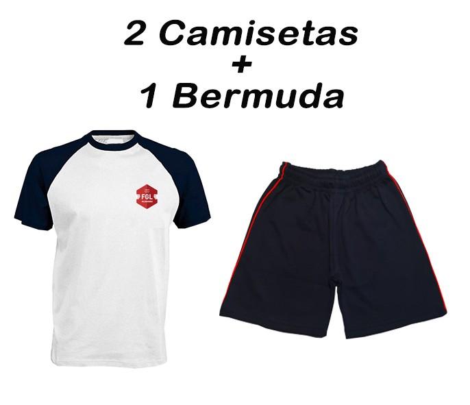 1-LOTE VERANO/1 F.G.L. - 3 PRENDAS