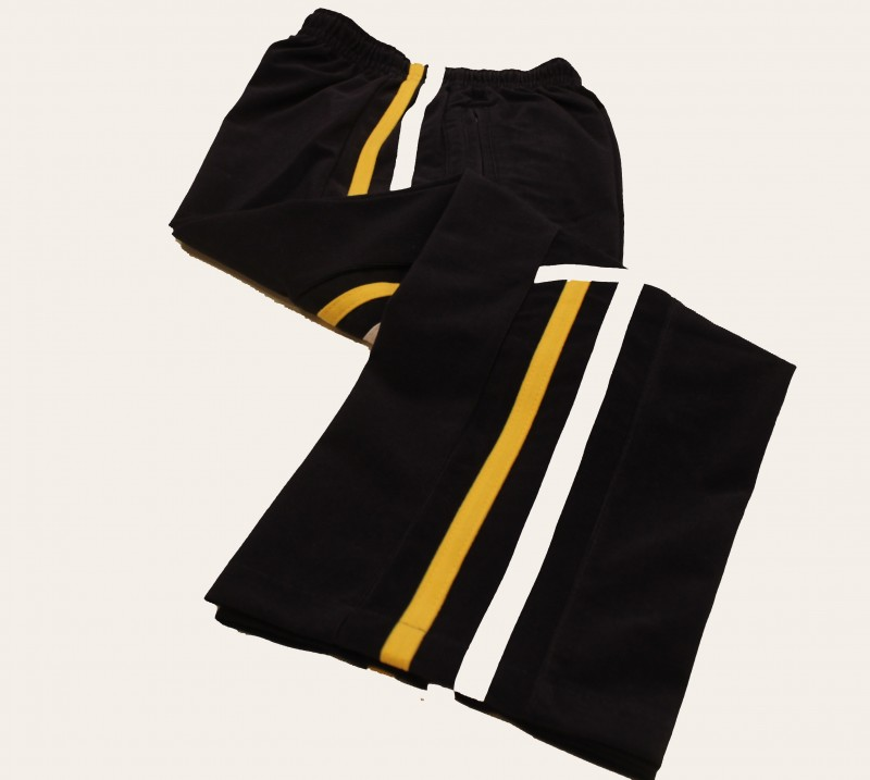 PANTALÓN DE CHANDAL - Pantalón de chándal, uniforme oficial del colegio.