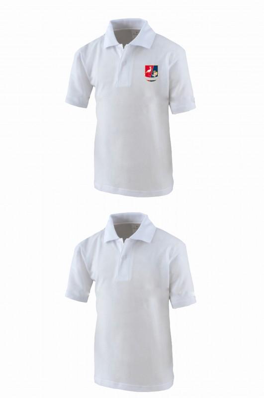 POLO MANGA CORTA  - Polo manga corta, modelo oficial del colegio.
